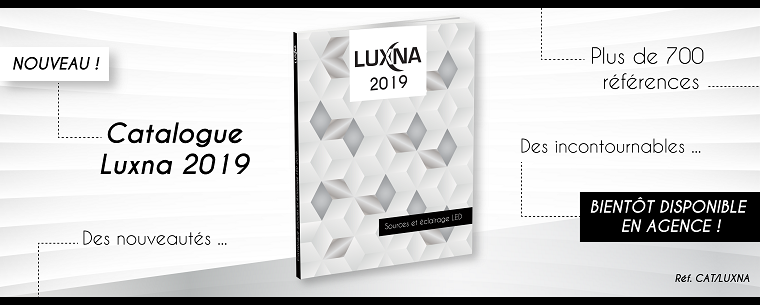 Catalogue LUXNA 2019