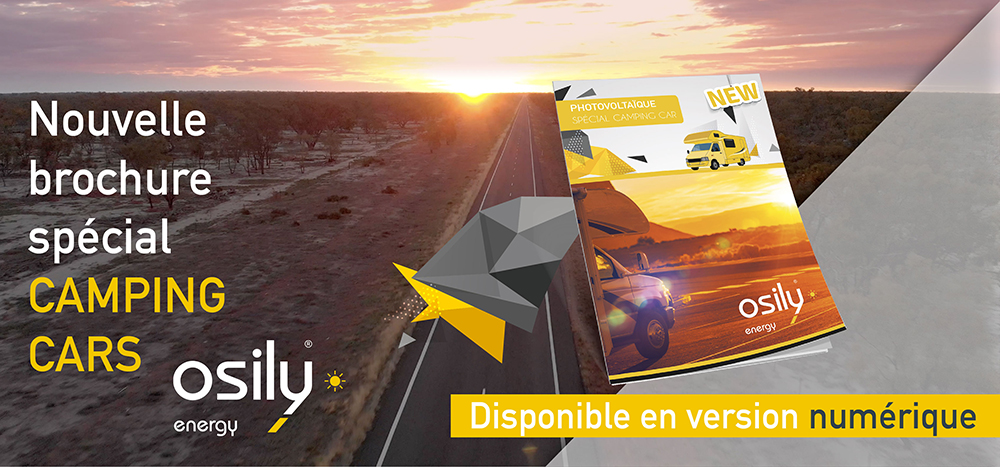 OSILY Energy Camping Car