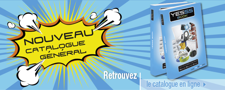 Nouveau catalogue G�n�ral YESSS BOOK 2016