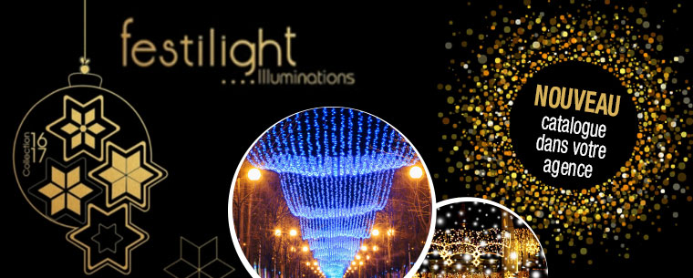 Nouveau catalogue illuminations 2016