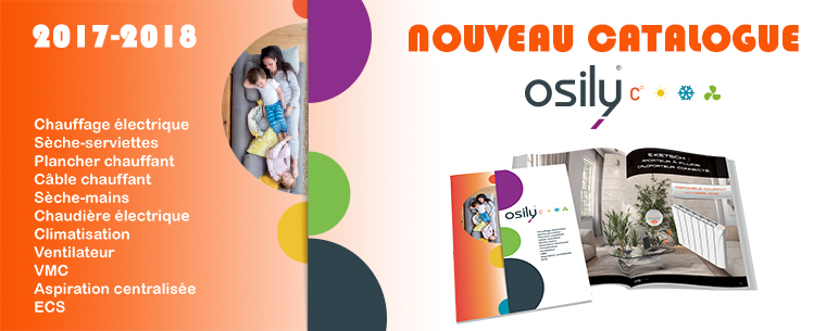 Catalogue OSILY 2017 -2018