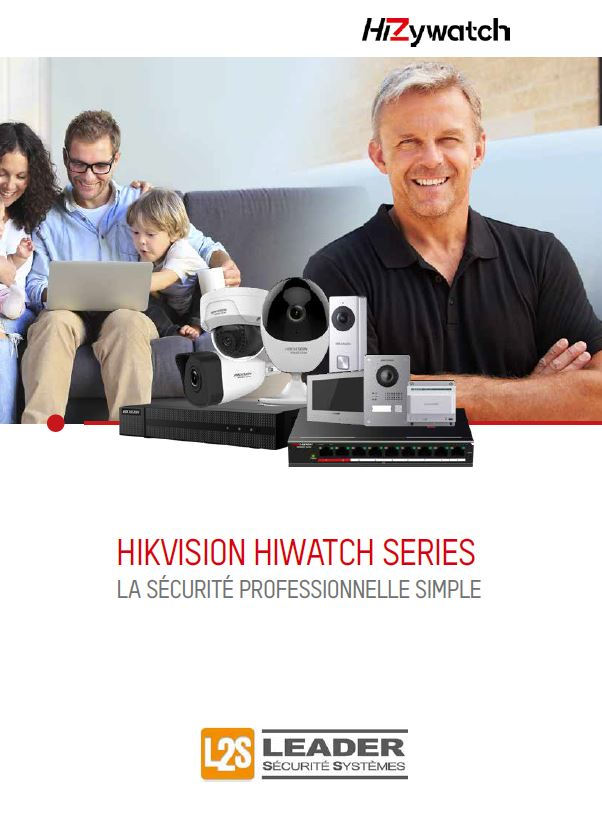 L2S HIKVISION gamme HIWATCH