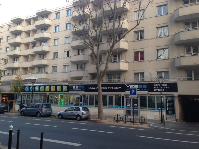 Nouvelles agences yesss electriquee for Agence immobiliere 3f boulogne billancourt