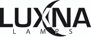 logo luxna lamps