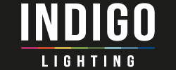 logo Indigo lighting