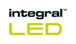 logo integral led