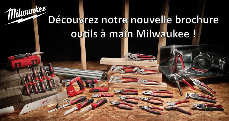 Milwaukee Outils à main Set .