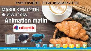 Matin�e technique Atlantic