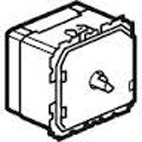 variateur pour ventilateur de plafond programme c liane commande de la vitesse legrand ref. Black Bedroom Furniture Sets. Home Design Ideas