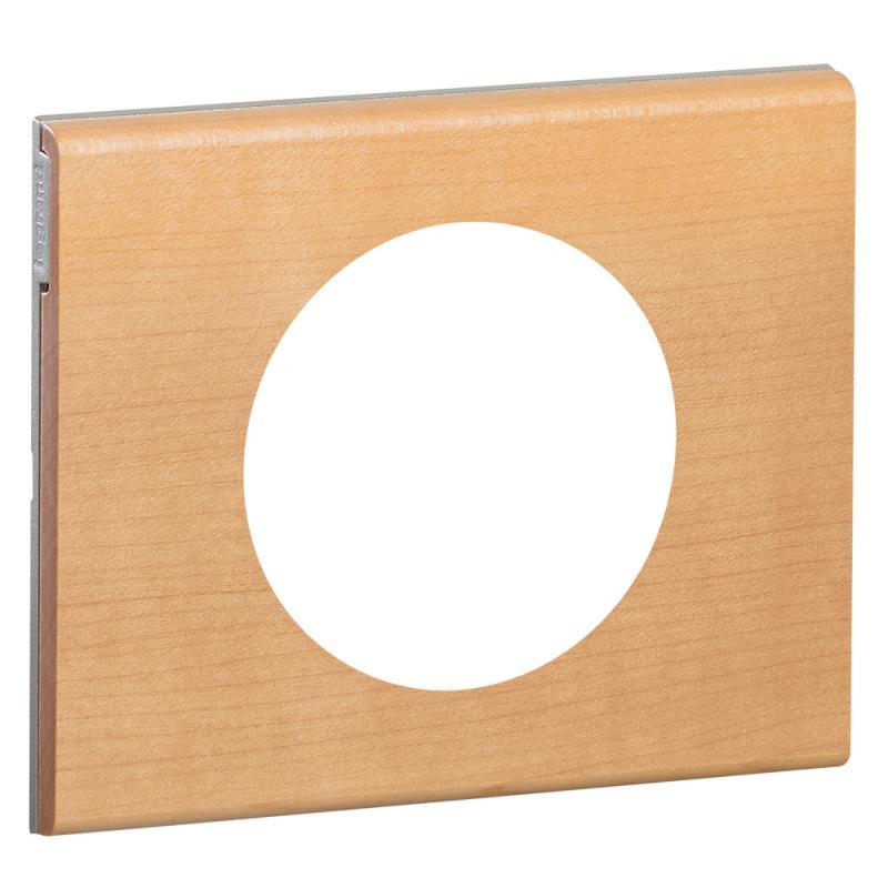 plaque c liane 1 poste rable legrand ref 069211. Black Bedroom Furniture Sets. Home Design Ideas