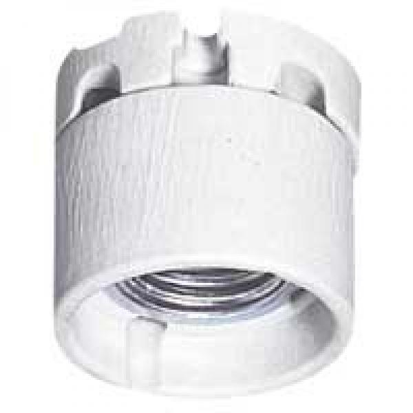 Douille e27 cl public 4 a 500 v frein de culot for Ceramique pour exterieur