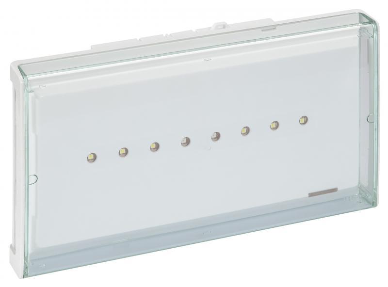BAES LEGRAND 062525 NEUF PACK DE 6 Blocs Autonome éclairage Sécurité IP43 IK07