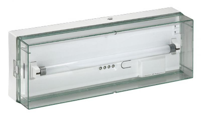baes d 39 ambiance eco1 tube fluo plastique standard ip43 ik07 sati autodiag legrand ref. Black Bedroom Furniture Sets. Home Design Ideas