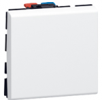 LEGRAND Permutateur 10AX 250V~ Mosaic 2 modules  -  blanc