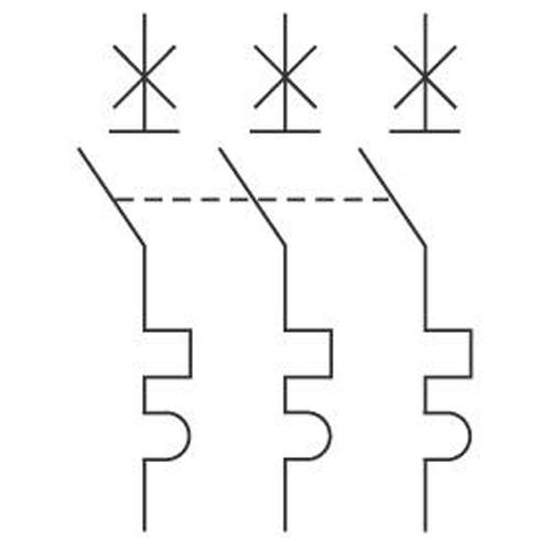 disjoncteur-moteur surion 1 6 - 2 5a  ge industrial solutions ref 101217