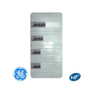 GE INDUSTRIAL SOLUTIONS COFFRET 4RANGEES 13DISJ 3 INTER IFF2X40