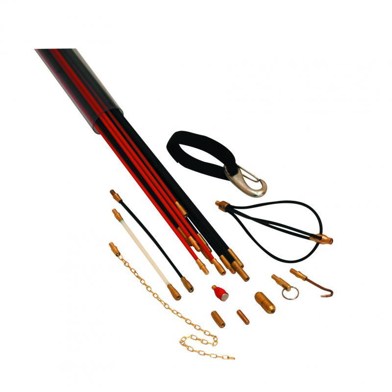 Outils Pour électriciens Aiguilles Et Baguettes Tire Fils