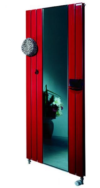 fassane miroir double blanc 1355w acova ref mxd180067. Black Bedroom Furniture Sets. Home Design Ideas