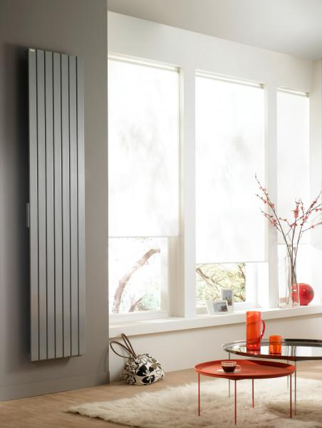 radiateur fassane electrique vertical blanc 2000w acova. Black Bedroom Furniture Sets. Home Design Ideas