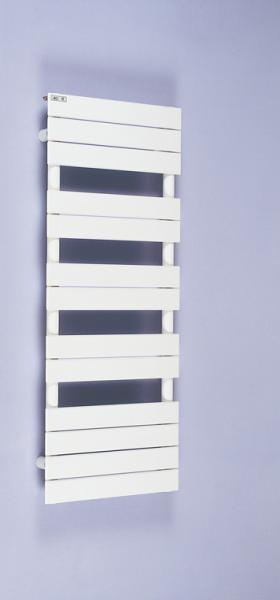 Radiateur Sècheserviette REGATE electrique blanc 1000W