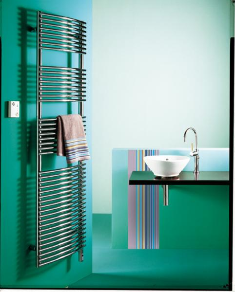 KEVA SPA electrique chrome 750W, Acova ref TCKO075050 - salle de bain ...