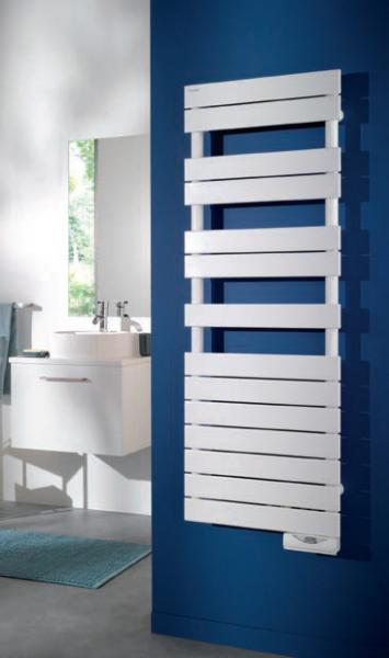 Radiateur seche serviette fassane spa electrique blanc for Seche serviette acova 750w