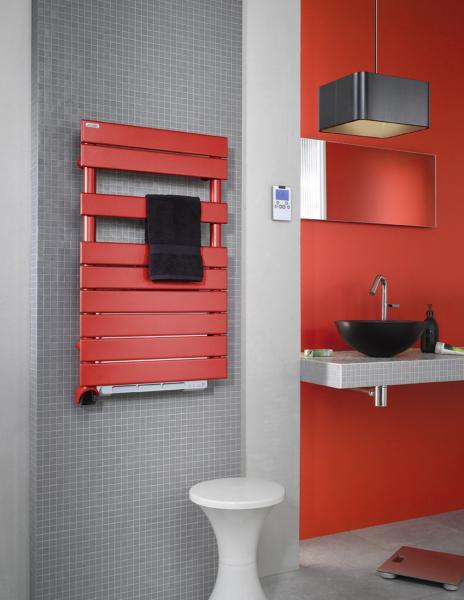 radiateur s che serviette regate air electrique blanc. Black Bedroom Furniture Sets. Home Design Ideas