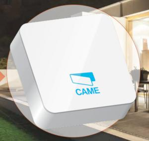 CAME Declencheur Camebox 220V/2A avec 2 sorties alimentees