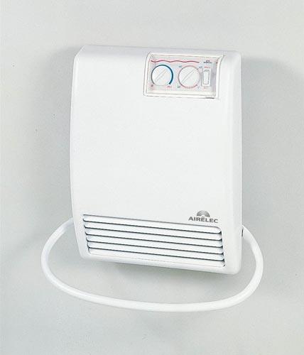 Soufflant et appoint vaillance vsm 20 airelec ref a687662 - Chauffage salle de bain soufflant ...