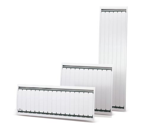 radiateur chaleur douce et inertie airedou digital v 1000w blanc l 373 h 10 airelec ref a690193. Black Bedroom Furniture Sets. Home Design Ideas