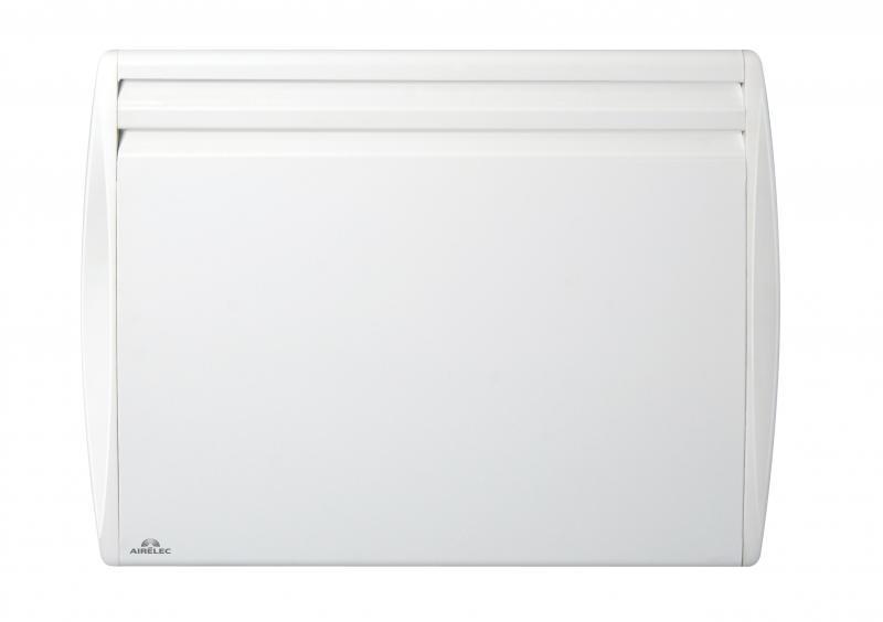 radiateur chaleur douce et inertie noveo 750w horizontal. Black Bedroom Furniture Sets. Home Design Ideas