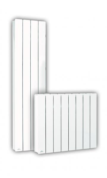 radiateur chaleur douce et inertie fontea digital horizontal 1250w airelec ref a691394. Black Bedroom Furniture Sets. Home Design Ideas