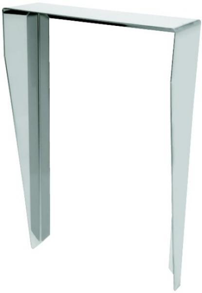 visi re anti pluie inox pour platine encastr e aiphone. Black Bedroom Furniture Sets. Home Design Ideas
