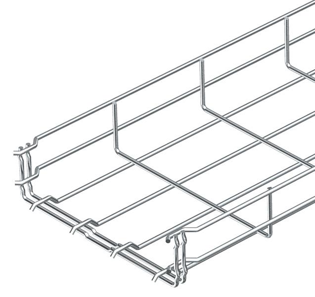 chemin de c bles fil grm f 55x400x3000 obo bettermann ref 6 001 053 chemin de c ble fil. Black Bedroom Furniture Sets. Home Design Ideas