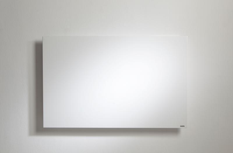 campastyle design carre 650w blanc campa ref cmdp07hbccb radiateur chaleur douce inertie. Black Bedroom Furniture Sets. Home Design Ideas