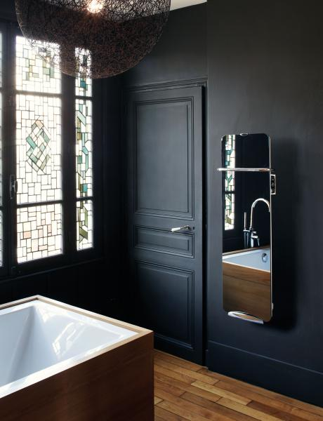 radiateur s che serviettes rayonnants et soufflant campaver bains ult 3 0 reflet 1200w campa. Black Bedroom Furniture Sets. Home Design Ideas