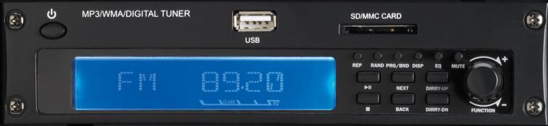 module tuner sd usb mp3 pour 9751 l2s ref 9752 amplificateurs ampli pr ampli sonorisation. Black Bedroom Furniture Sets. Home Design Ideas