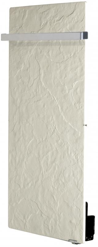 s che serviettes barre inox touch vertical 50x100cm 800w ardoise blanche valderoma ref ab08blt. Black Bedroom Furniture Sets. Home Design Ideas