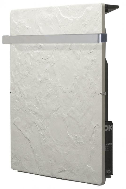 s che serviettes barre inox touch carr 50x50cm 800w ardoise blanche valderoma ref ab08bst. Black Bedroom Furniture Sets. Home Design Ideas