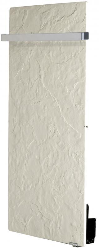 s che serviettes barre inox touch vertical 50x100cm 1300w ardoise blanche valderoma ref ab13blt. Black Bedroom Furniture Sets. Home Design Ideas