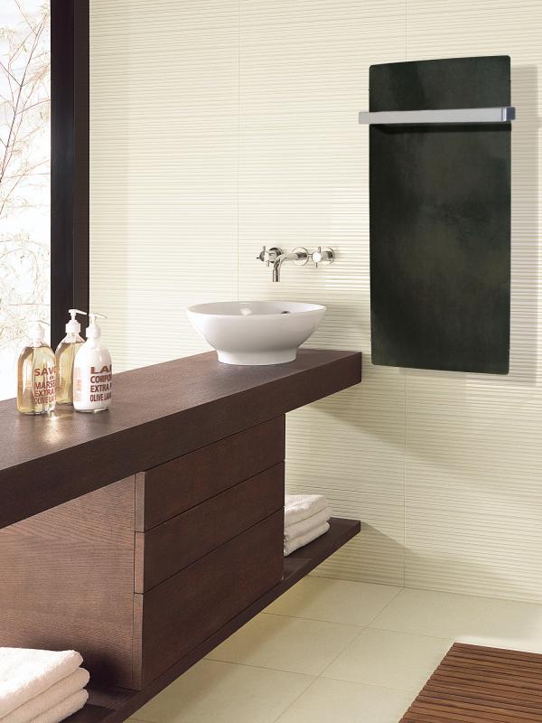 s che serviettes barre inox smart vertical 100x50cm 800w. Black Bedroom Furniture Sets. Home Design Ideas