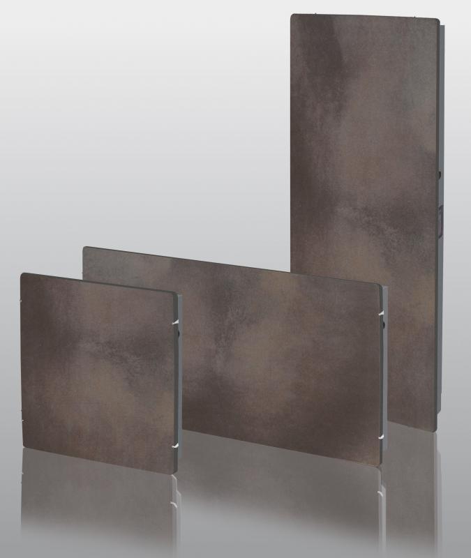 radiateur smart horizontal 100x50cm 2000w sable lunaire. Black Bedroom Furniture Sets. Home Design Ideas