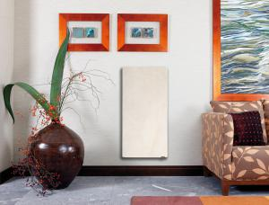 VALDEROMA Radiateur SMART vertical 50x100cm 800W Sable Blanc