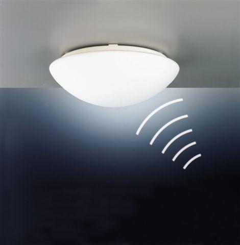 luminaire interieur avec detecteur integre