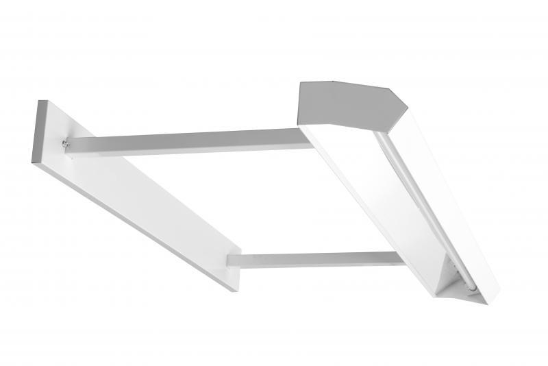 Luxna lighting applique tableau led l1200 38w 3600lm