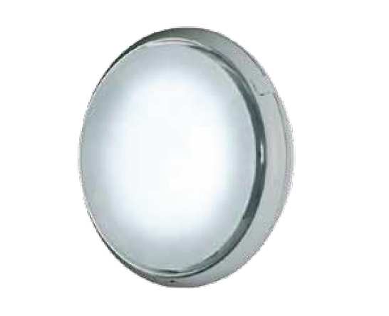 LUXNA LIGHTING - Lina + detecteur blanc e27 poly