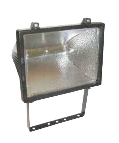 Projecteur 1000w ip54 noir luxna lighting ref lx40014 for Projecteur exterieur 1000w