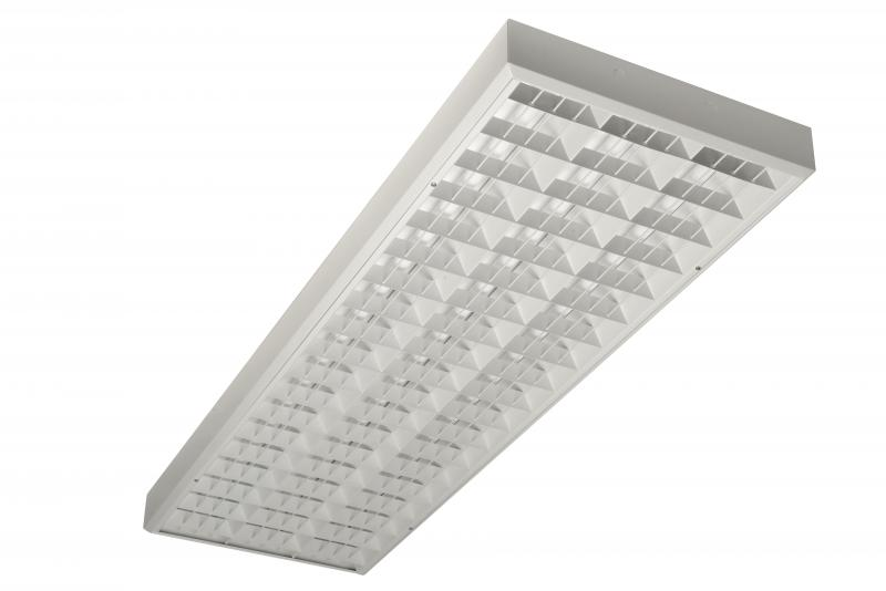 LUXNA LIGHTING - Plafonnier 3x58 gymnase hf - photo 2
