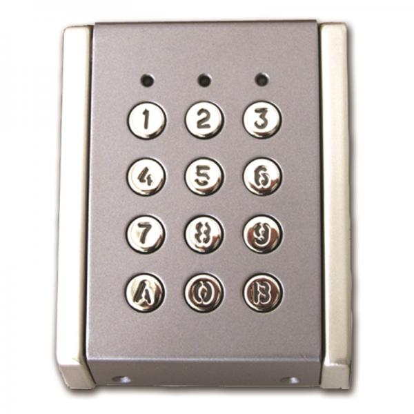 clavier code saillie 99 codes metal evicom golmar ref tsec100 accessoires claviers codes. Black Bedroom Furniture Sets. Home Design Ideas