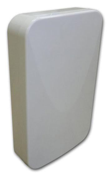 Antenne plate tnt hd tv evicom ev ref b60200 terrestre for Antenne tnt exterieur plate